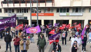 UGT CLM reclama en las calles de la región que el Gobierno cumpla con la clase trabajadora