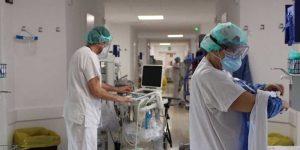 Un 44 por ciento de las enfermeras y enfermeros de Castilla-La Mancha han sufrido los síntomas del Covid-19