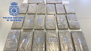Uno de los principales capos europeos dedicados al tráfico de heroína guardaba la droga en naves industriales en Alovera