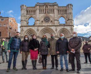 VOX Cuenca denuncia la denegación de mesas informativas por parte del alcalde de Cuenca