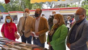 Vuelve la Feria del Libro de Guadalajara al parque de La Concordia