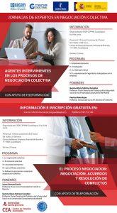 Vuelven las jornadas de expertos en negociación colectiva organizadas por CEOE-Cepyme Guadalajara