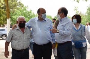 Martínez Guijarro destaca que CLM está entre las tres comunidades con más trabajadores que antes de la pandemia