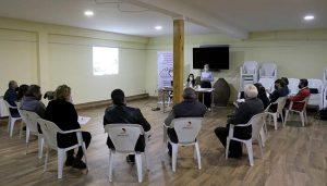 ADEL presenta ante el tejido empresarial y social de la comarca su proyecto 'Marca de Identidad Comarcal'