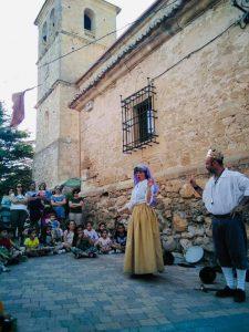 Arbancón retoma este sabado su jornada del privilegio de villa coincidiendo con su 300 anisersario