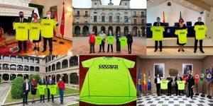 Ávila se viste de solidaridad con motivo de la IX 'Carrera Solidaria' de Fundación Eurocaja Rural en beneficio de Cruz Roja