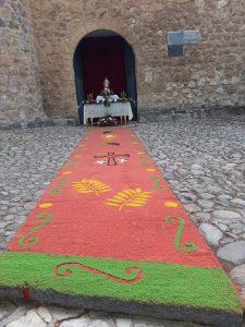 Brihuega celebra el Corpus Christi