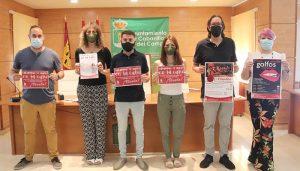 """Casi 90 actividades componen el programa sociocultural del verano """"Cabanillas se mueve en la calle"""""""