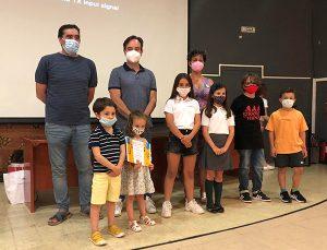 Casi 900 alumnos participan en el VII Concurso de Dibujo Infantil 'Los colores de Cuenca'