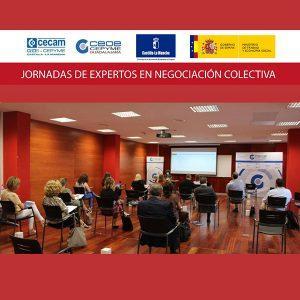 Celebrada la primera de las Jornadas de Expertos en Negociación Colectiva organizadas por CEOE-Cepyme Guadalajara