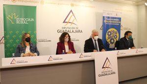 CEOE-Cepyme Guadalajara y la Diputación ponen en marcha la cuarta edición del programa de Apoyo a Emprendedores de la provincia de Guadalajara