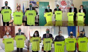 Ciudad Real se implica en la última prueba de la IX 'Carrera Solidaria' de Fundación Eurocaja Rural en beneficio de Cáritas
