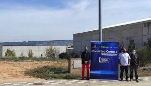 Dos nuevas empresas se instalan en el polígono SEPES de Cuenca de la mano de Invierte en Cuenca