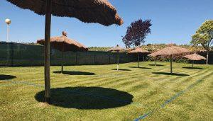 El Ayuntamiento de Cabanillas establece un sistema de prioridad a empadronados para el acceso a la piscina municipal