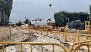 El Ayuntamiento de Cabanillas licita la última gran obra pendiente para la renovación de colectores en la zona baja del municipio