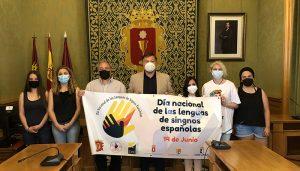 El Ayuntamiento de Cuenca se suma a la conmemoración del Día Nacional de las Lenguas de Signos Españolas