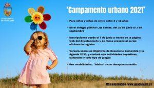 El Ayuntamiento Guadalajara organiza para este verano campamentos urbanos para niños de de entre 3 y 12 años y actividades para adolescentes