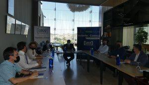 El Comité Ejecutivo de CEOE-Cepyme Cuenca vislumbra una cierta regeneración del tejido productivo en la provincia