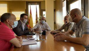 El director general de Deportes tiende la mano a las federaciones para impulsar la actividad deportiva en la provincia de Guadalajara