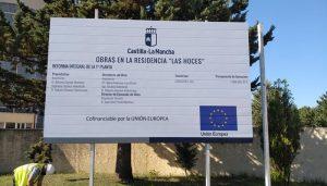 El Gobierno regional comienza la reforma y acondicionamiento de la residencia ´Las Hoces´ por un importe de alrededor de 1,6 millones de euros
