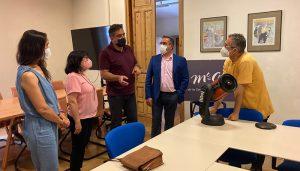 El Gobierno regional financia a través del programa LEADER la señalización y promoción del parque astronómico de la Serranía de Cuenca
