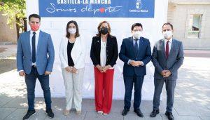 El Gobierno regional reconoce a 13 centros educativos de Cuenca y ocho de Guadalajara por su labor de promoción de los valores del deporte y los hábitos saludables