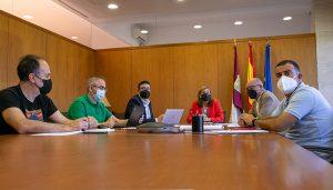 El Gobierno regional repartirá 36.350 mascarillas y otros elementos de material sanitario para garantizar la salud en las oposiciones de Enseñanzas Medias