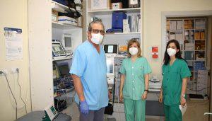 El Hospital de Cuenca extiende la monitorización remota de los dispositivos cardiacos a las residencias de mayores del área de Salud