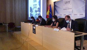 El informe económico 2020 de CEOE-Cepyme Cuenca demuestra el efecto devastador de la crisis del covid 19
