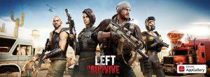 """El juego """"Left to Survive"""" llega a AppGallery con una promoción masiva tras su acuerdo con Huawei"""