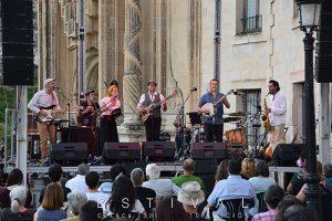 El Naán hace resurgir los sonidos ancestrales en Estival Cuenca