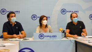 El PP en el Ayuntamiento de Cuenca se queda sin adjetivos para definir los presupuestos de Dolz e Isidoro