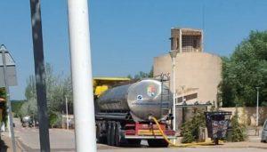 """El PP exige a Mena que solucione el grave problema de suministro de agua en Arcas, """"en vez de someternos a cortes continuos"""""""