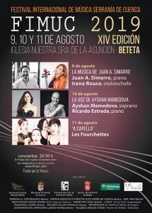 El PP pide explicaciones a la Diputación por eliminar la financiación de FIMUC, el festival musical referente de la Serranía