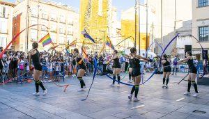 El PSOE celebra que, por primera vez, haya una celebración del Día del Orgullo LGTBI en Guadalajara con todas las instituciones