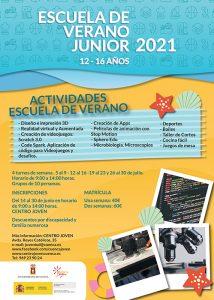 Escuela de Verano Junior 2021 de Cuenca