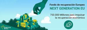 Eurocaja Rural orienta a las empresas a realizar los trámites para acceder a los 'Fondos Europeos de Recuperación'