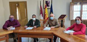 Firmado el nuevo convenio colectivo del personal laboral del Ayuntamiento de Villalba de la Sierra