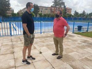 foto apertura piscina verano | Liberal de Castilla
