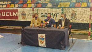 Juan Carlos Requena, primera pieza en el nuevo proyecto de Balonmano Guadalajara