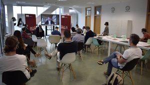Julián Garde presenta el programa 12 Meses 12 Retos en el que colaboran investigadores, empresas e instituciones