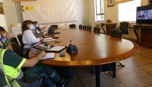 La Comisión de Tráfico y Seguridad Vial de Guadalajara recupera su actividad para analizar tendencias y establecer prioridades y acciones
