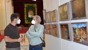 La Diputación de Cuenca acoge hasta el 31 de julio el estreno de la exposición 'Fuego' del fotógrafo Melli Pérez