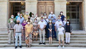 La Diputación de Cuenca impulsa en colaboración con la Junta el Consejo Provincial de Mayores para dar voz a este colectivo