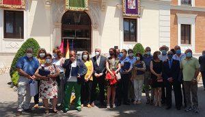 La Diputación de Guadalajara homenajea a sus trabajadores en la fiesta de los Sagrados Corazones