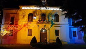 La Diputación de Guadalajara ilumina su fachada con los colores arcoíris del Orgullo LGTBI a partir de esta noche