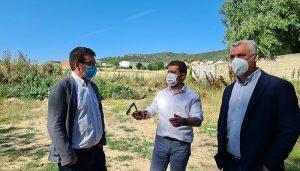 La Diputación de Guadalajara invertirá 715.500 euros en Sacedón en esta legislatura