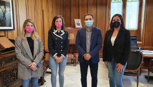 La Diputación otorga una ayuda de 10.000 euros a la Asociación de Parkinson Cuenca para luchar contra la disfagia