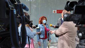 La Fiscalía abre una investigación por el derrumbamiento de la Calle Canónigos tras la denuncia de 'Cuenca, En Marcha!'
