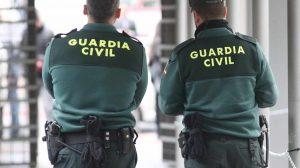 La Guardia Civil detiene a dos personas por el robo de enseres de una casa de campo en la comarca de Tarancón